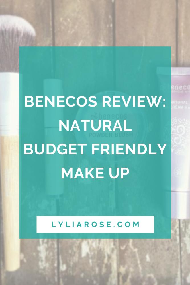 Benecos review _ natural + budget friendly make up (2)