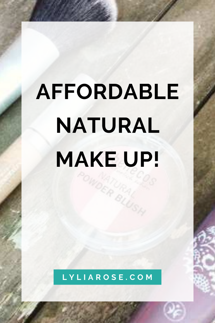 Benecos review_ natural budget friendly make up