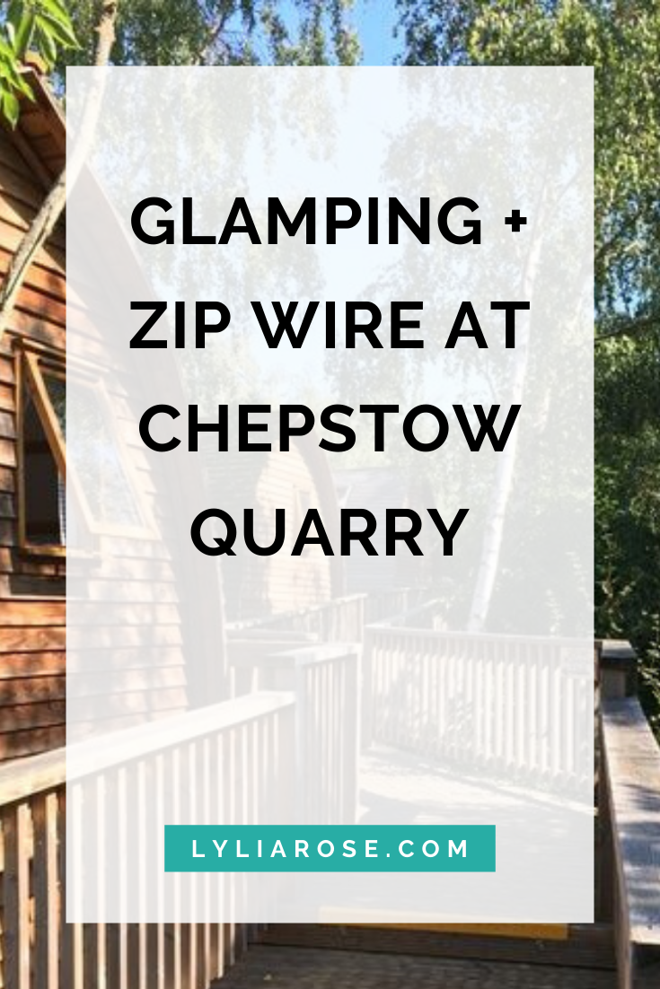 uk wEEKENDS AWAY IDEAS_ glamping + zip wire at Chepstow Quarry (1)