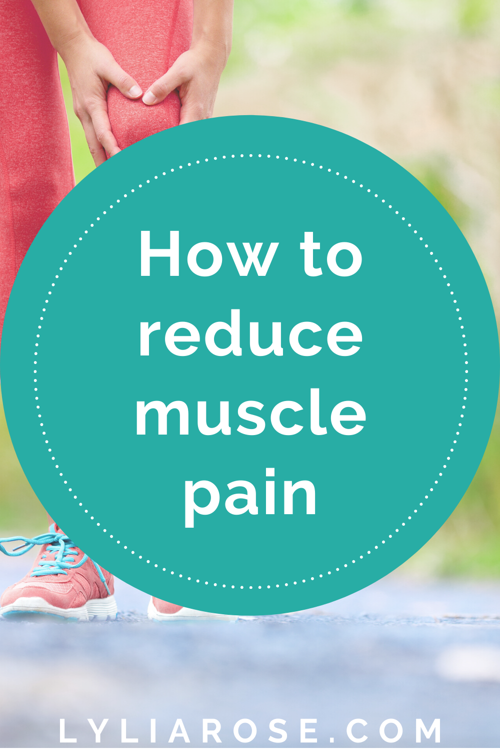How to reduce muscle pain