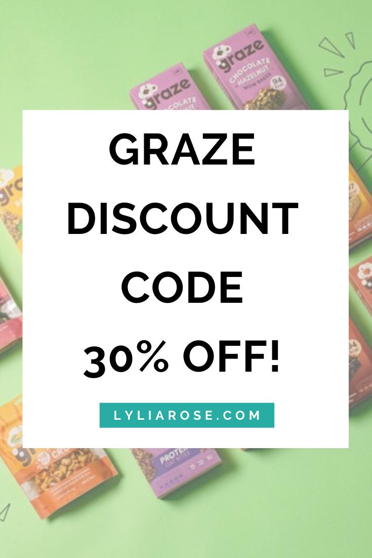 Graze discount code 30% off _ Healthy snacks delivered to your door (4)