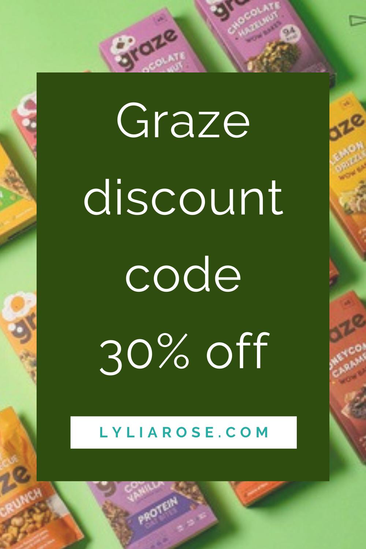 Graze discount code 30% off _ Healthy snacks delivered to your door (2)