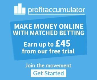 Profit Accumulator Matched Betting