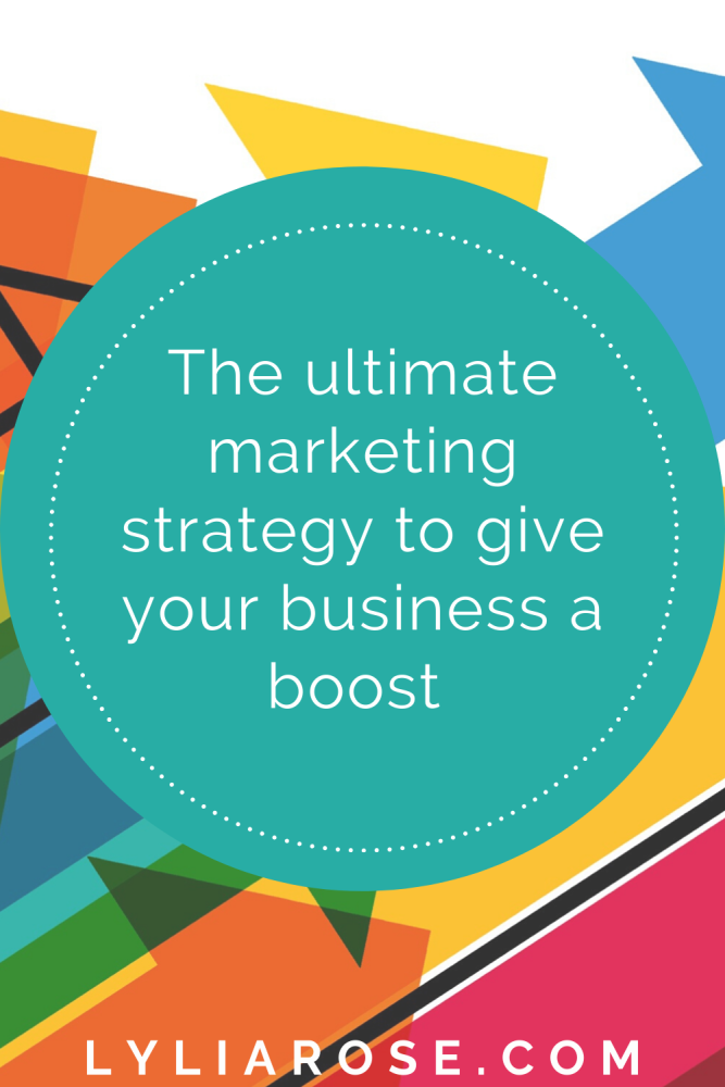 The ultimate marketing strategy to give your business a boost (3)