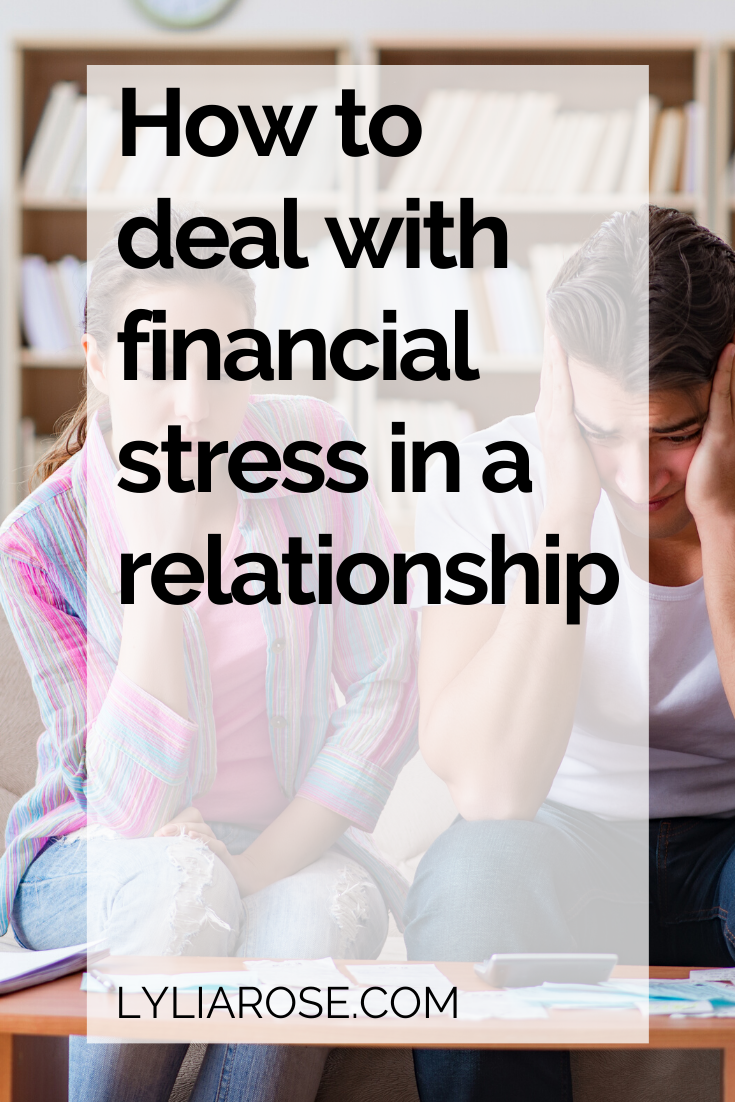 How to deal with financial stress in a relationship (2)