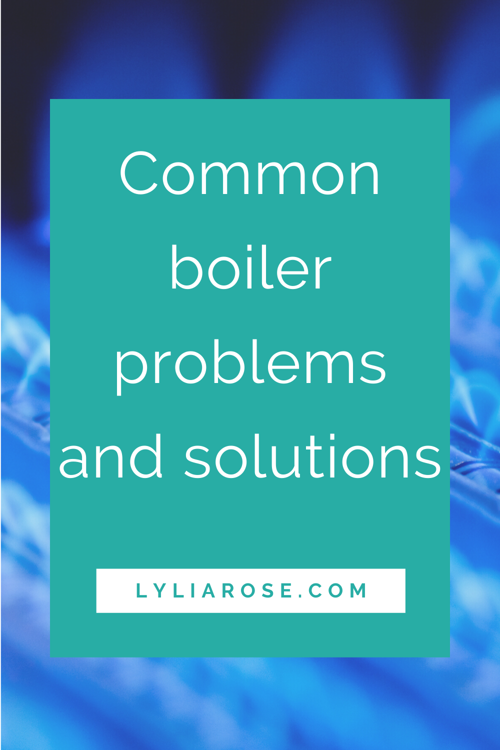 Common boiler problems and solutions (3)