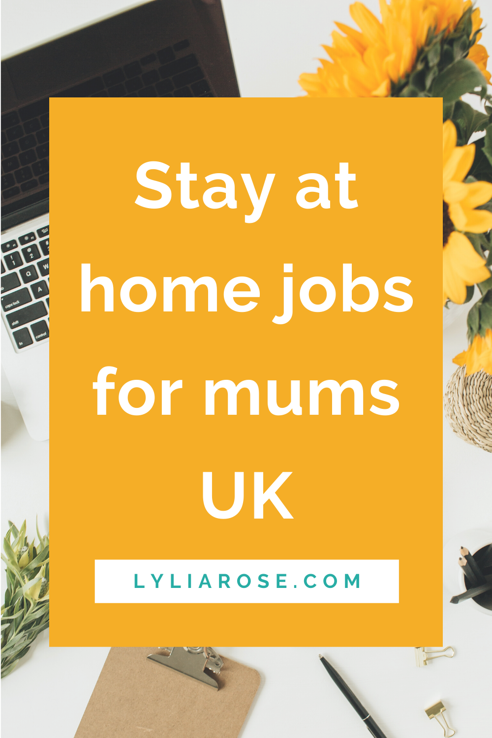 Stay at home jobs for mums UK