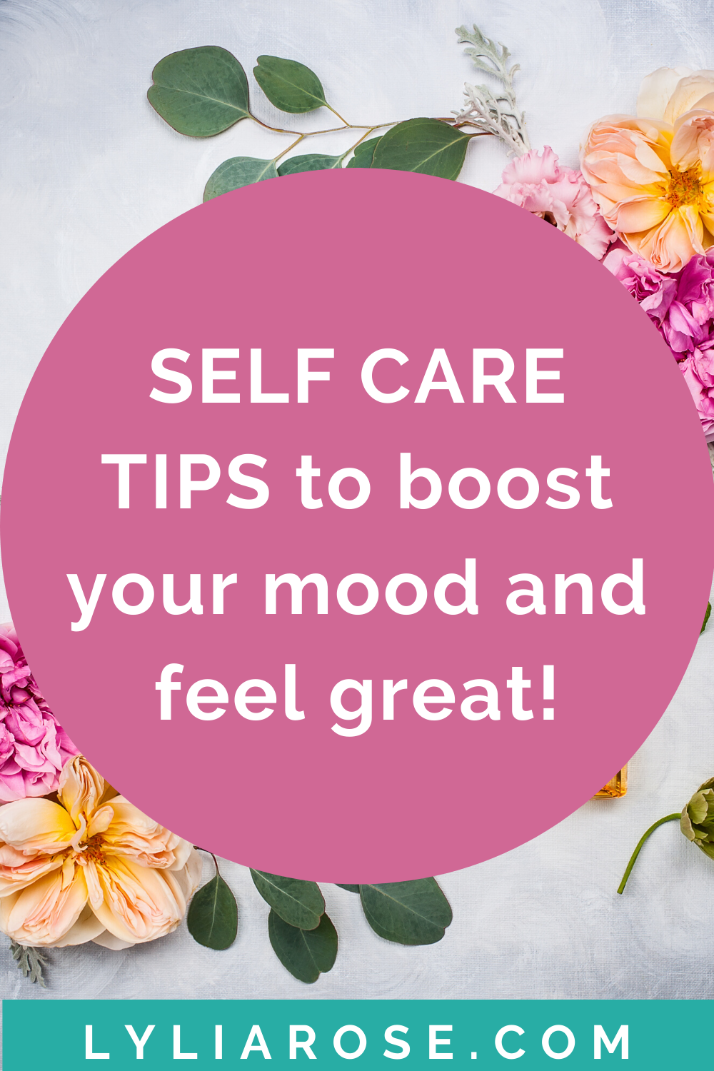 self care tips to boost your mood and feel great