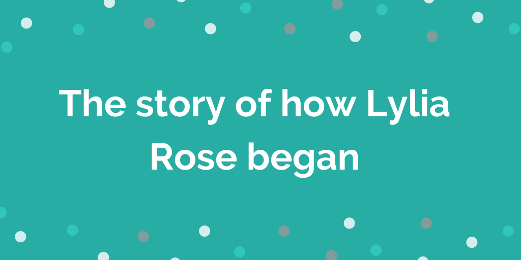 The story of how Lylia Rose began