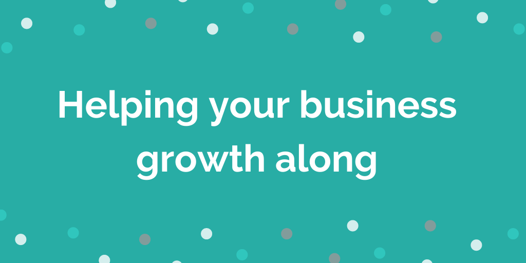 Helping your business growth along