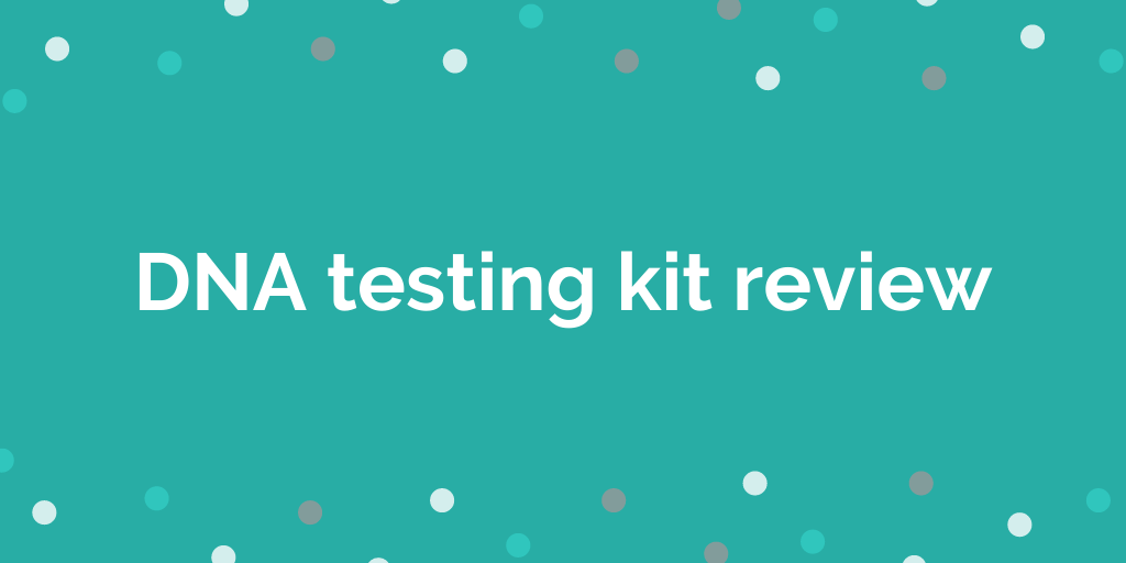 DNA testing kit review