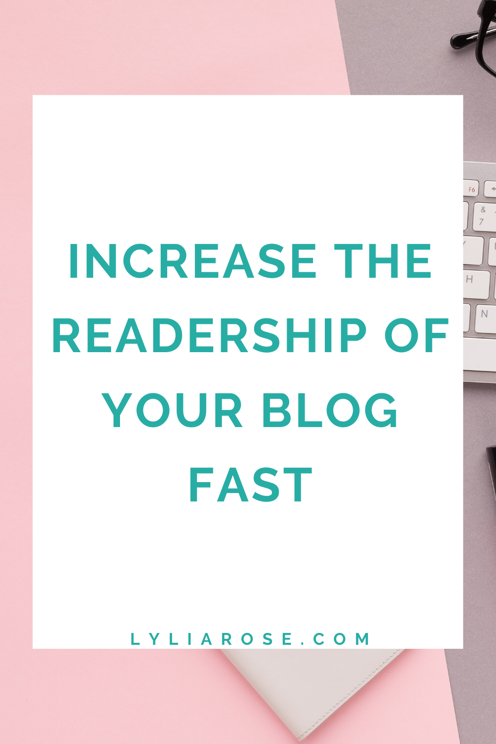 Increase the readership of your blog fast