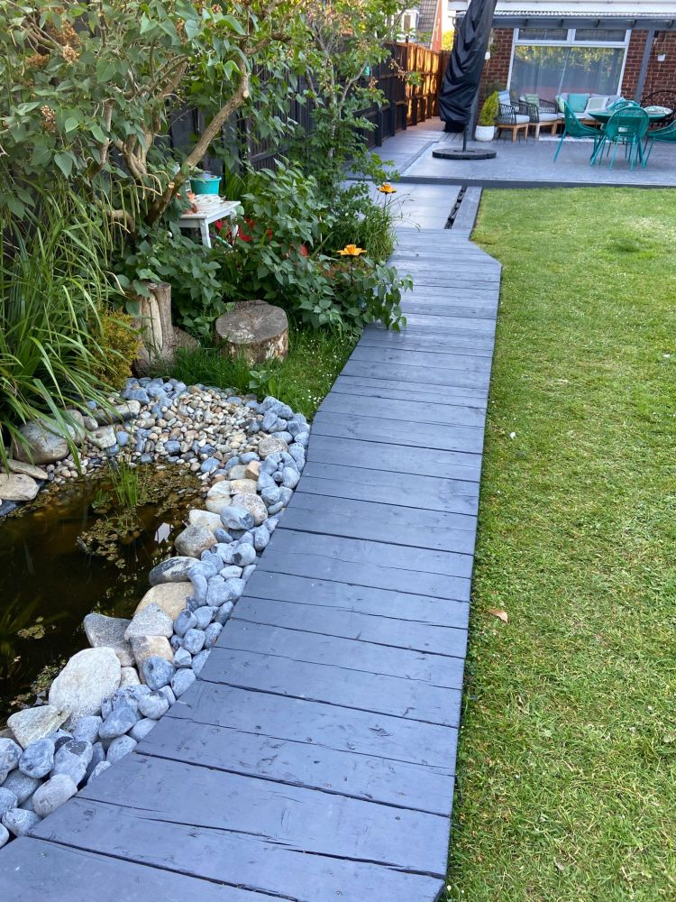 how to transform a garden on a budget