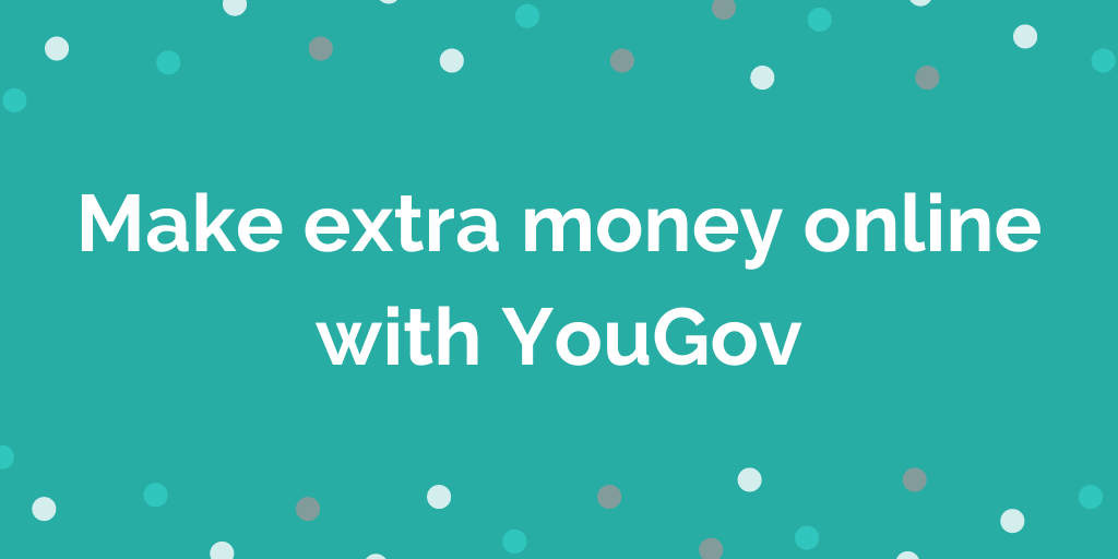 Make extra money online with YouGov
