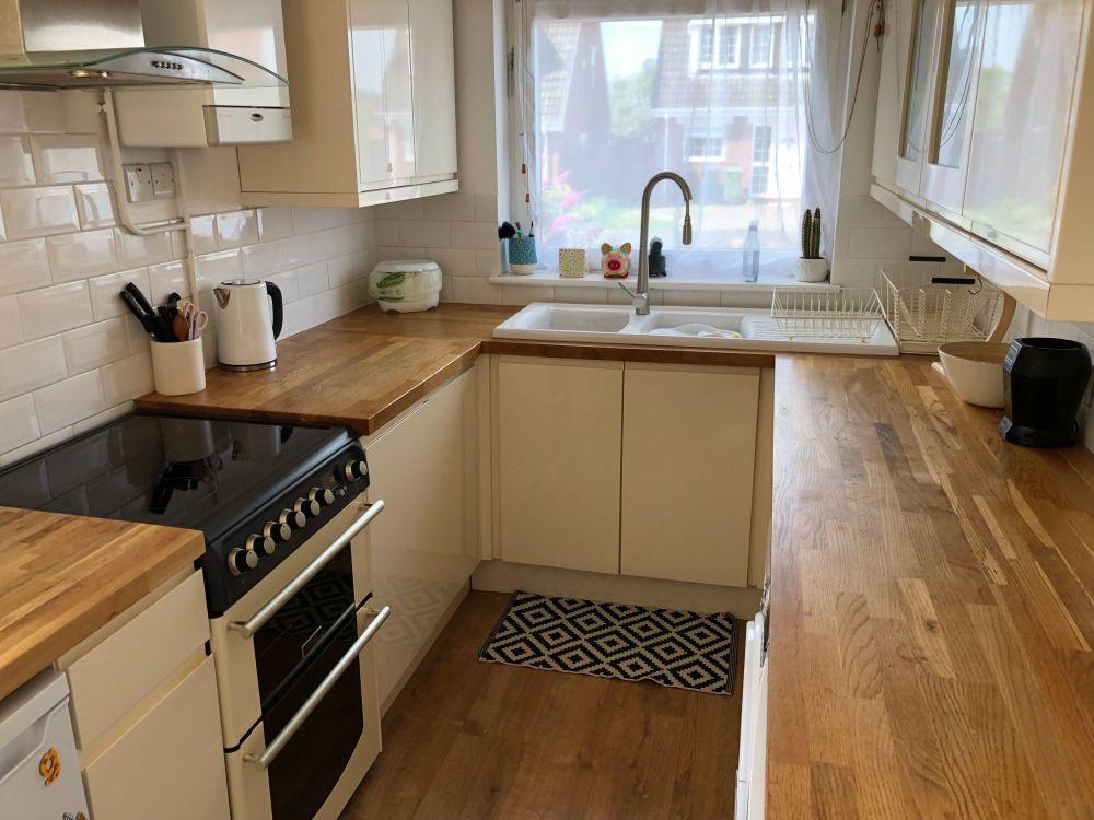 How do you renovate a small house?