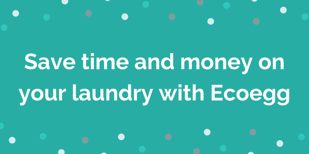 Save time and money on your laundry with Ecoegg