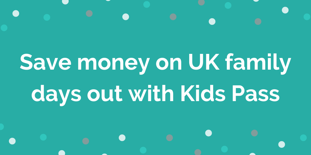 Save money on UK family days out with Kids Pass