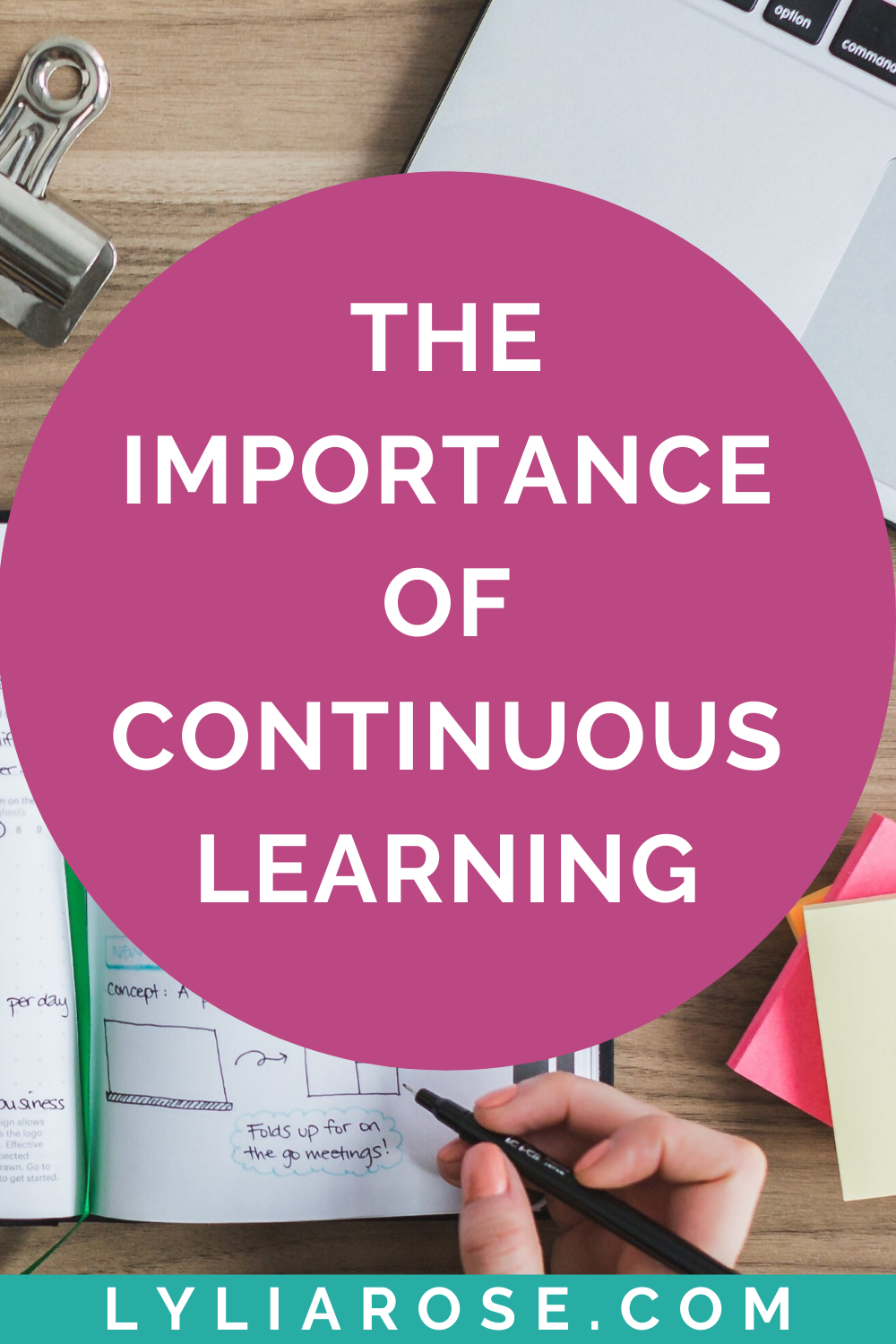The importance of continuous ongoing learning