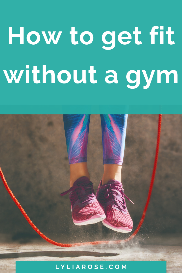 How to get fit without a gym
