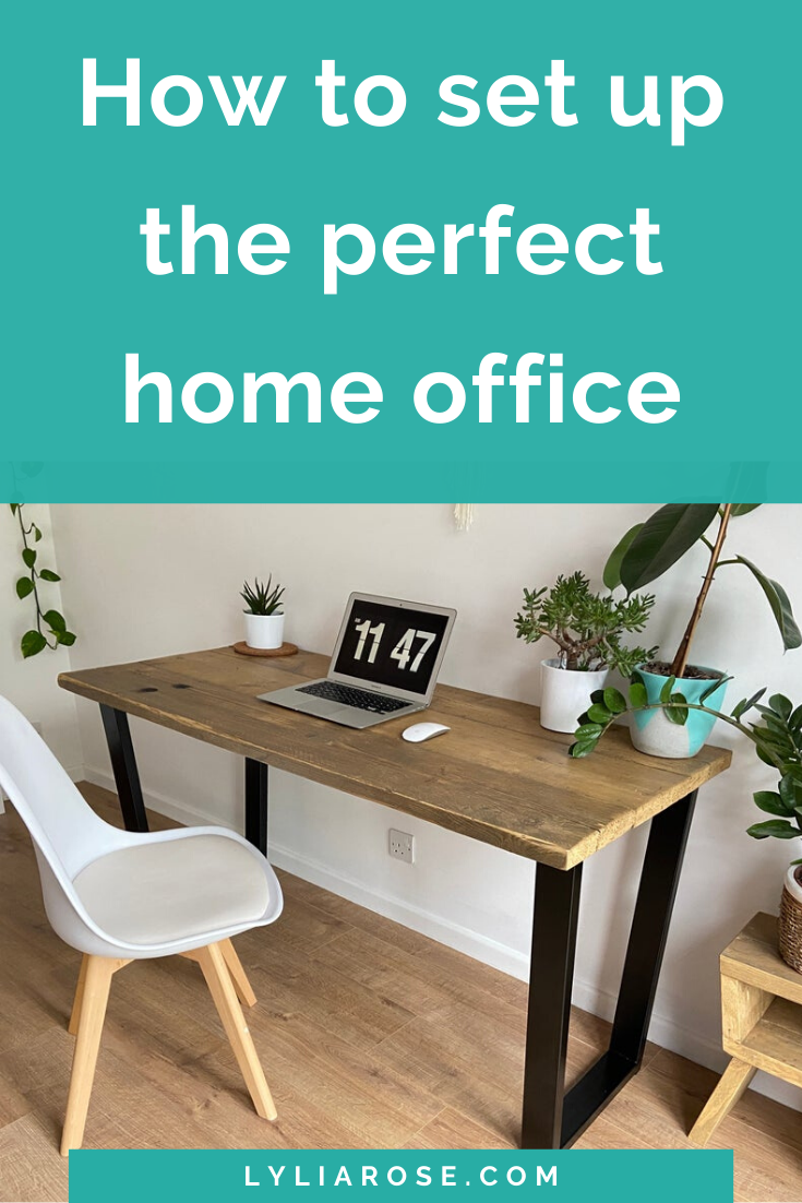 How to set up the perfect home office (1)