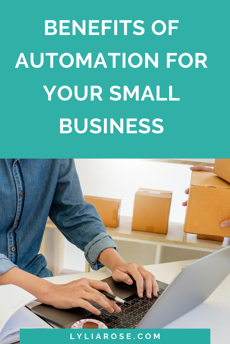 Benefits of automation for businesses