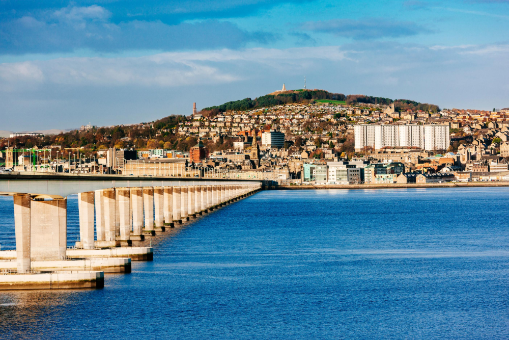 3 affordable staycation spots in East Scotland Dundee