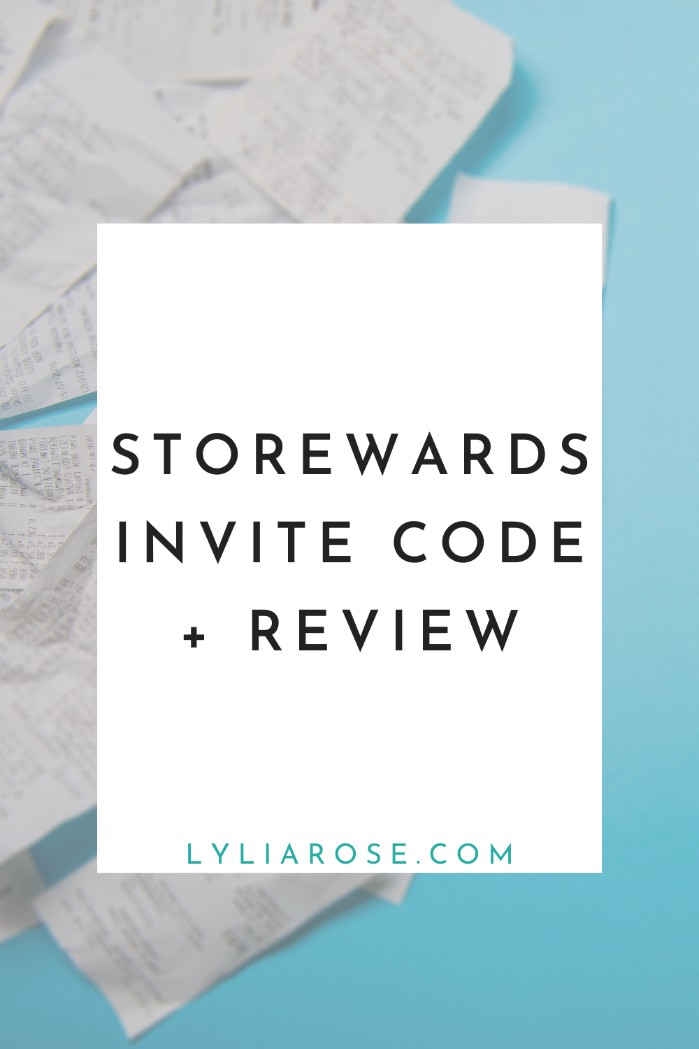 Storewards invite code