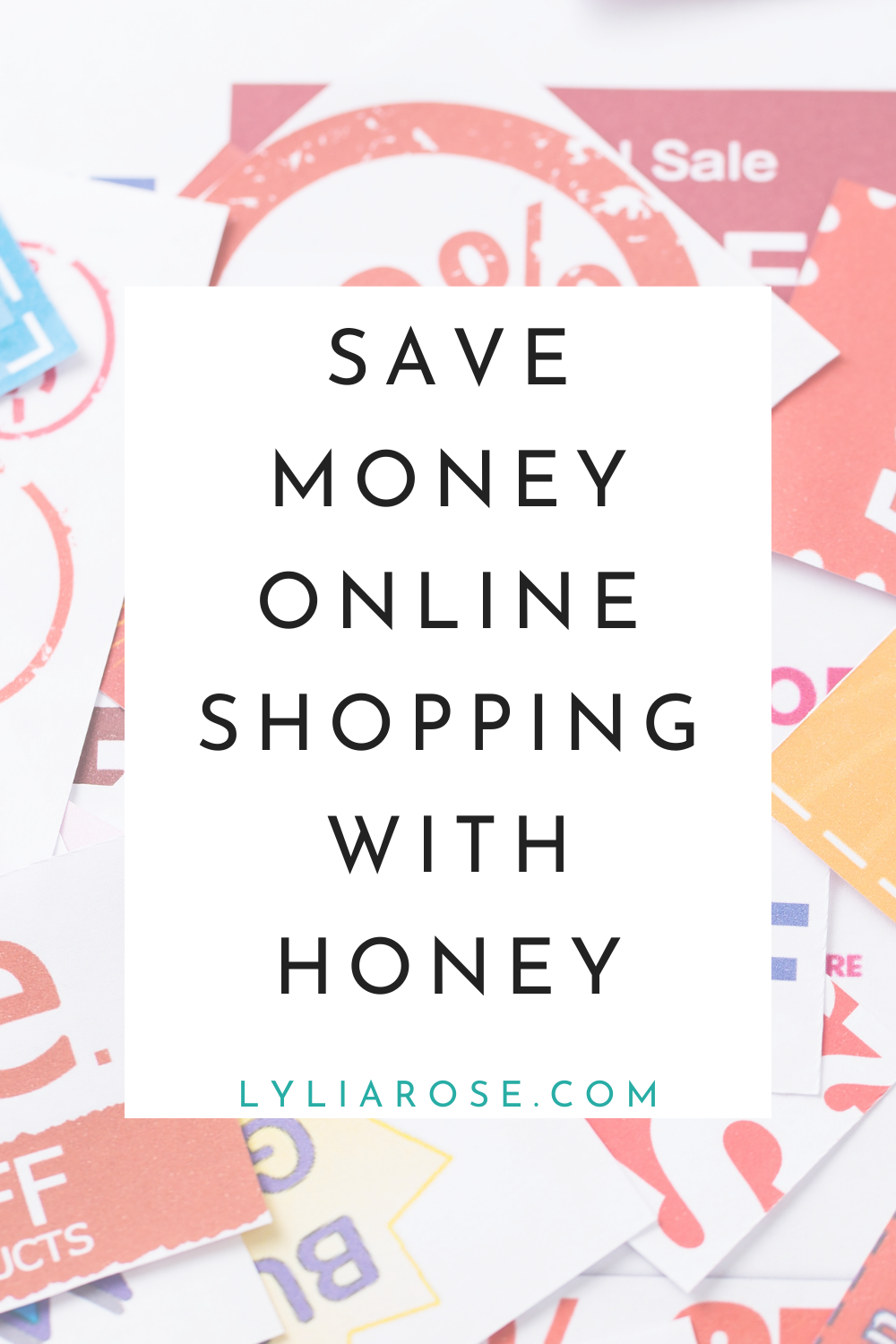 Save money online shopping with Honey