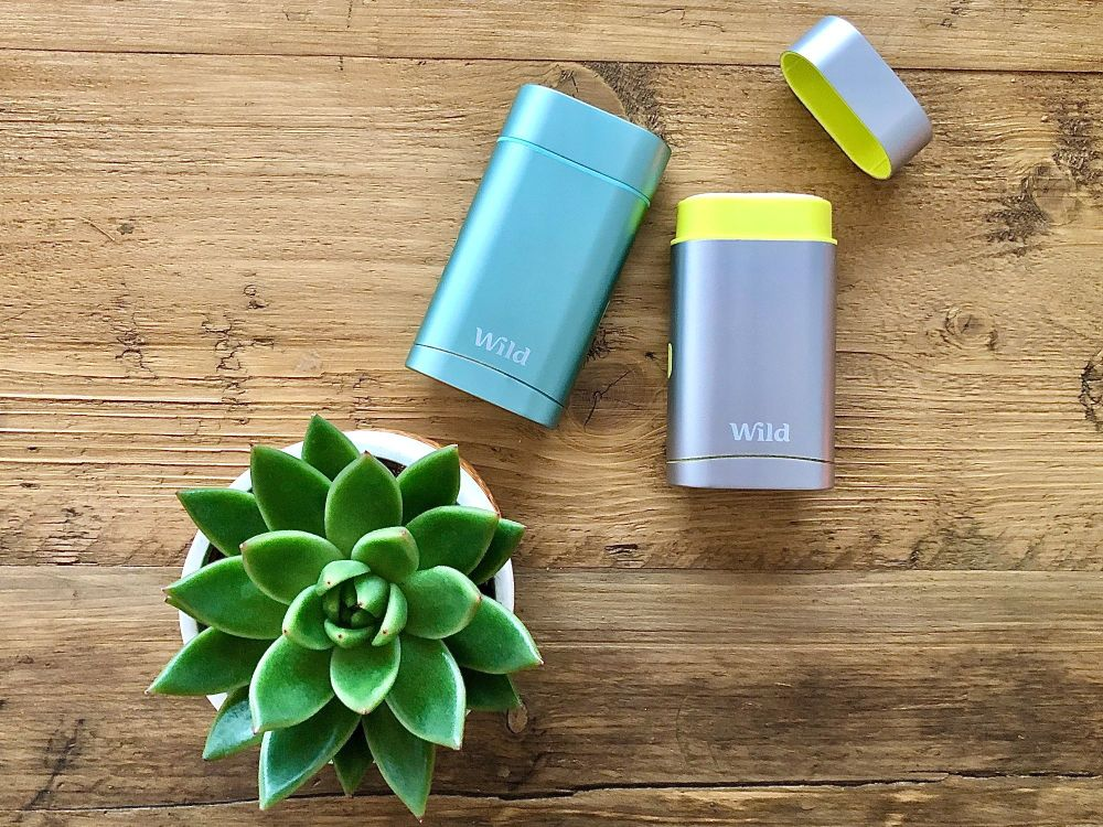 Wild natural deodorant review + £5 off discount code