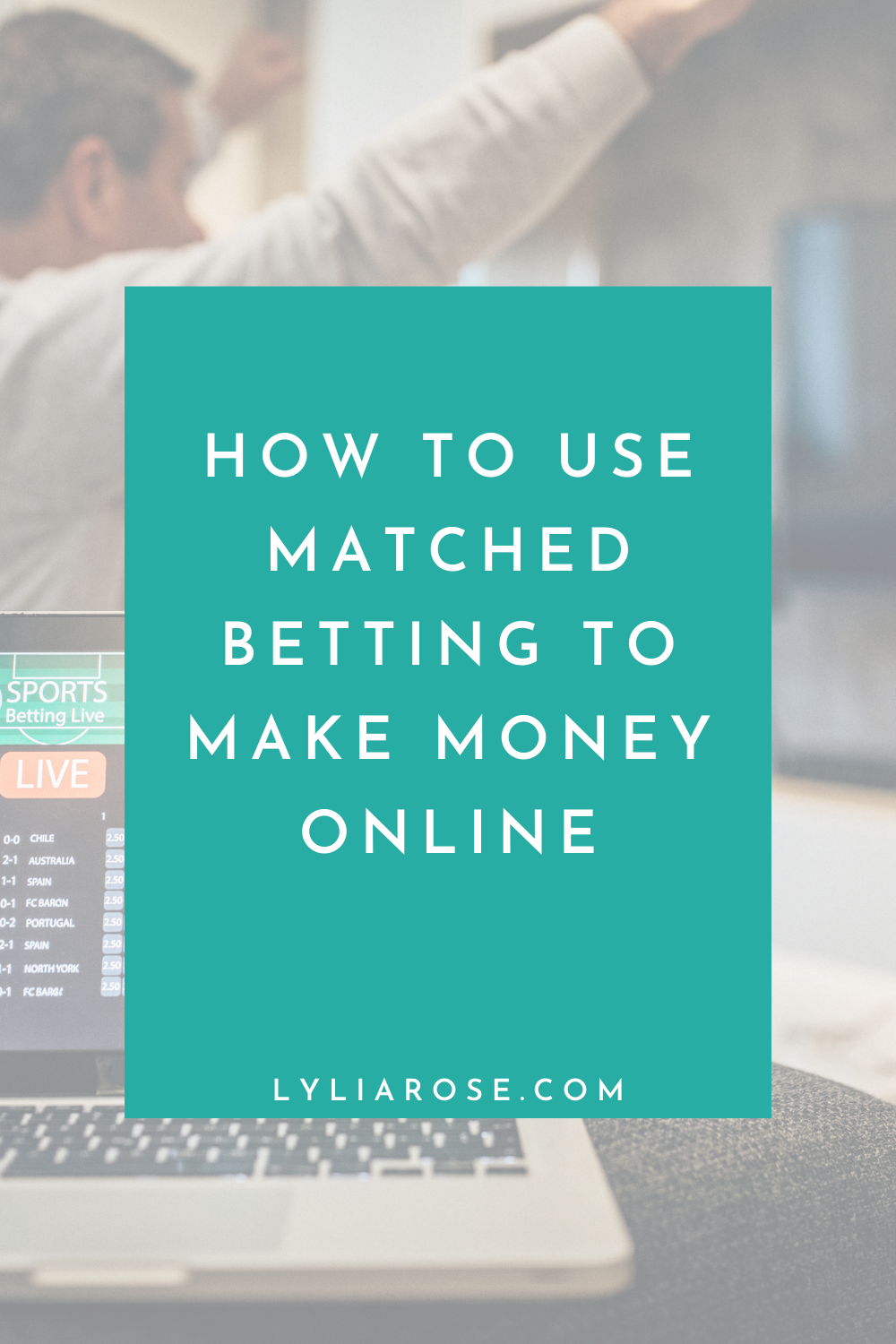 How to use matched betting to make money online