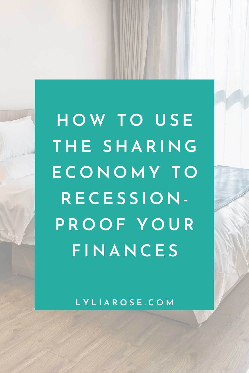 How to use the sharing economy to recession-proof your finances (3)