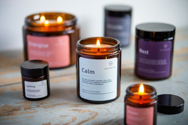 Image 4 - ChilliWinter Aromatherapy candles