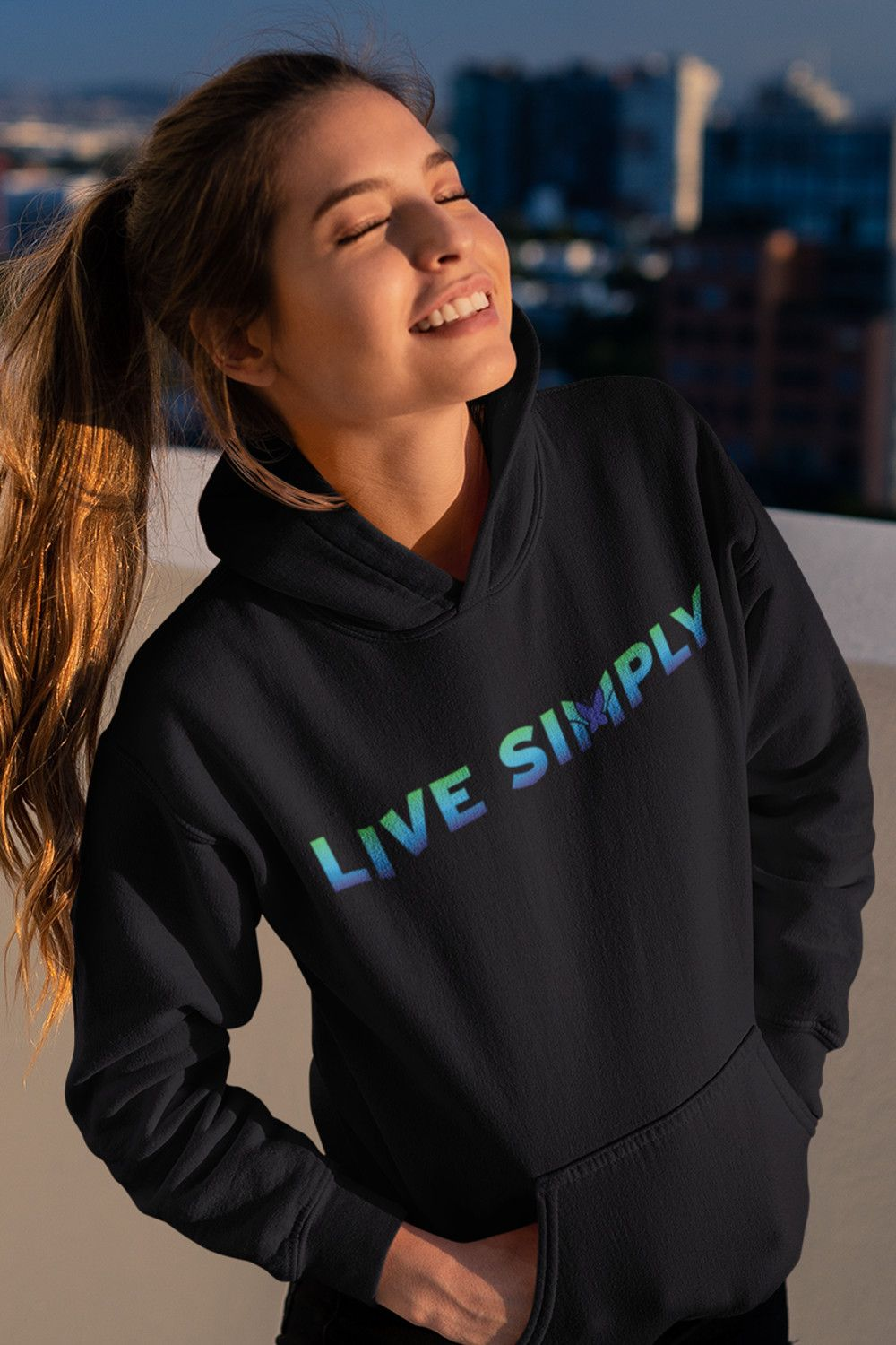 Image 8 - miracles-store-live-simply-hoodie-woman