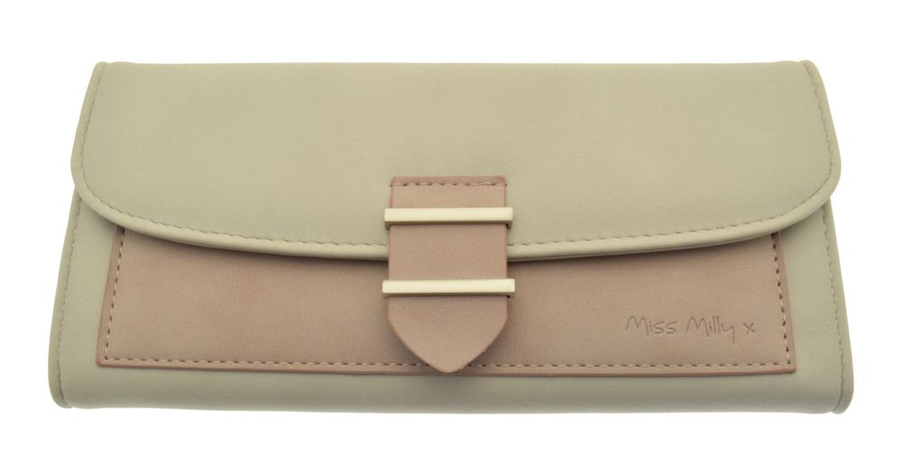 Image 12 - Pink Panel Purse Miss Milly