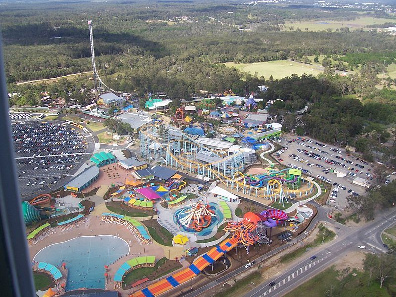 Dreamworld_Gold_Coast_from_the_air