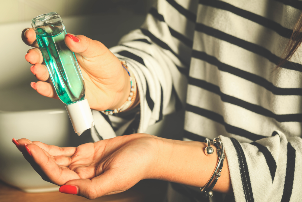 How to choose the right hand sanitiser