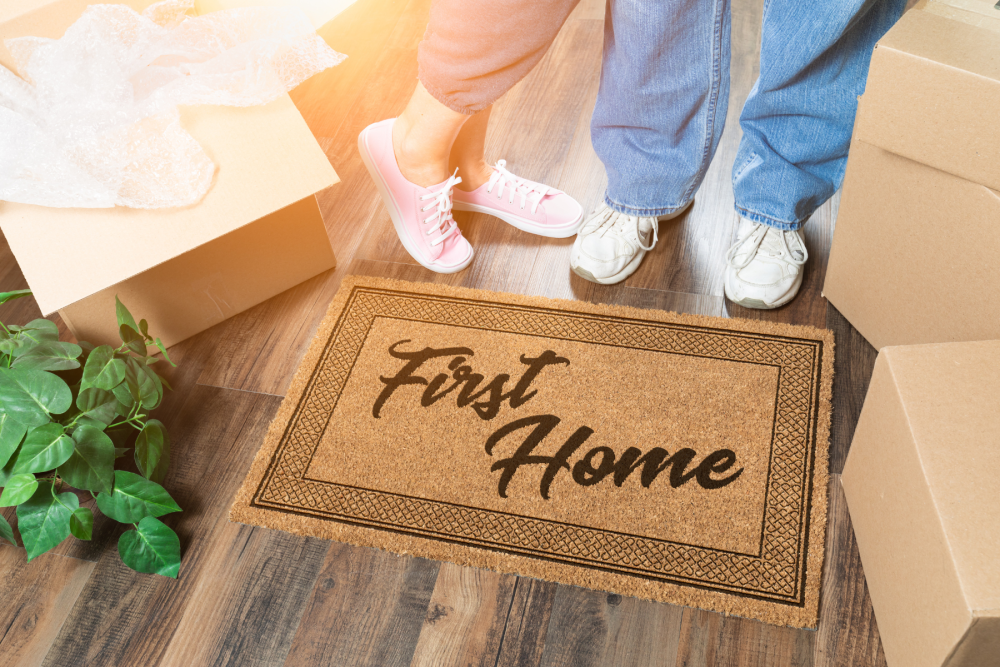 How to finance your first home