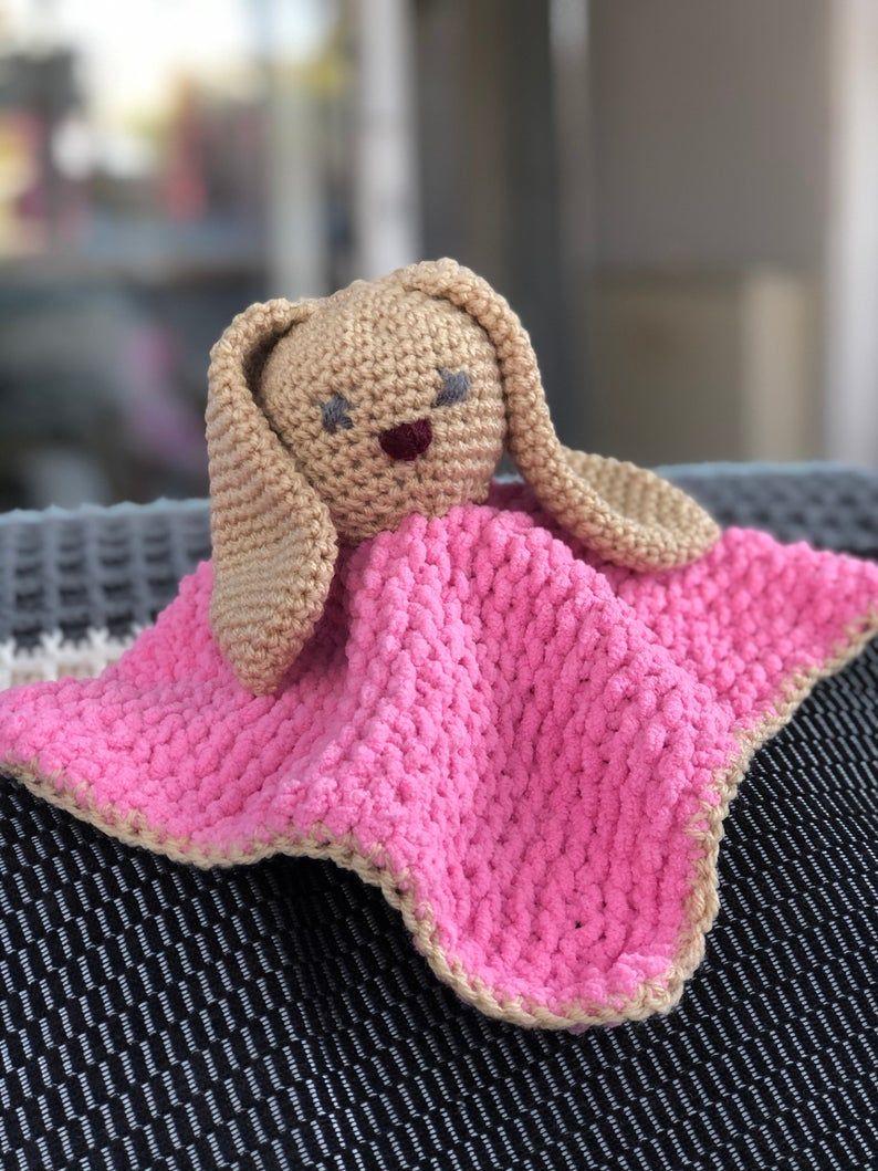 baby comforter handmade