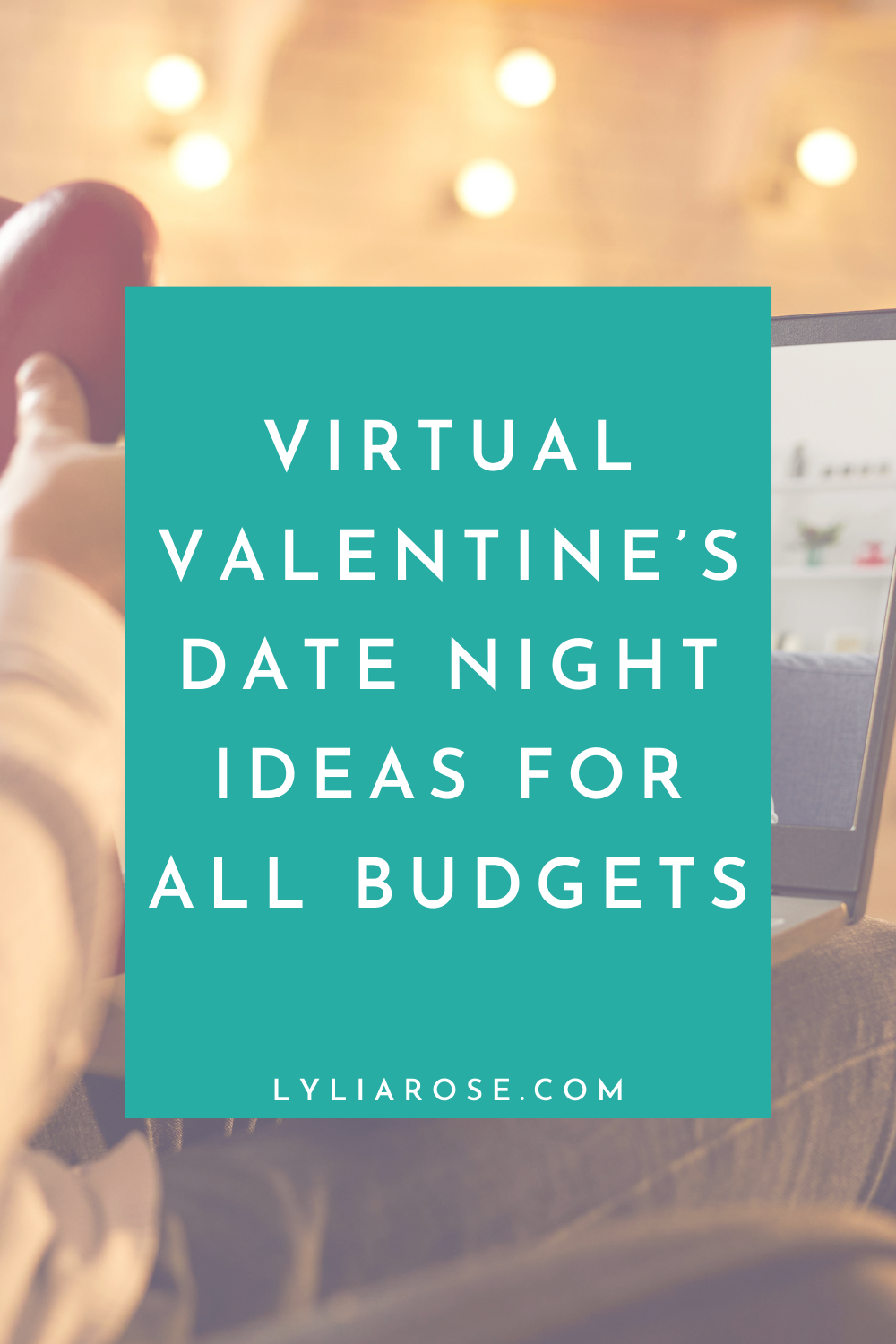 Virtual date night ideas