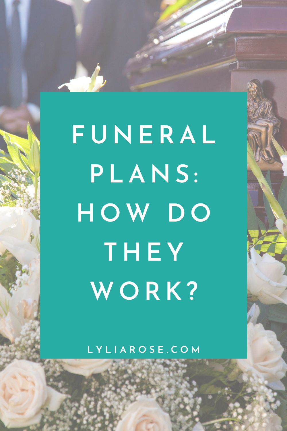 Funeral plans how do they work