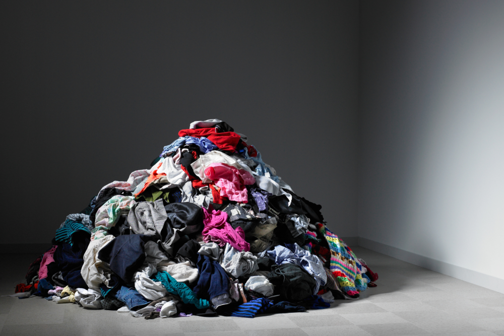 How to get rid of clothes without sending to landfill