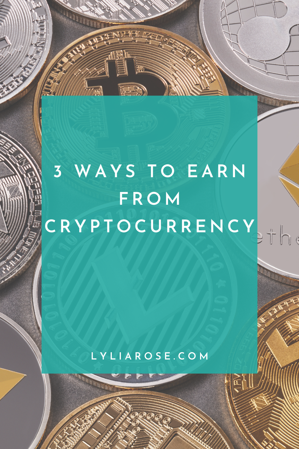 Ways To Earn From Cryptocurrency
