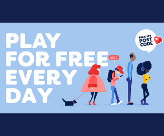 Pick My Postcode Free Daily Lottery UK