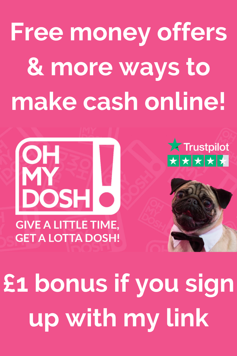 ohmydosh review