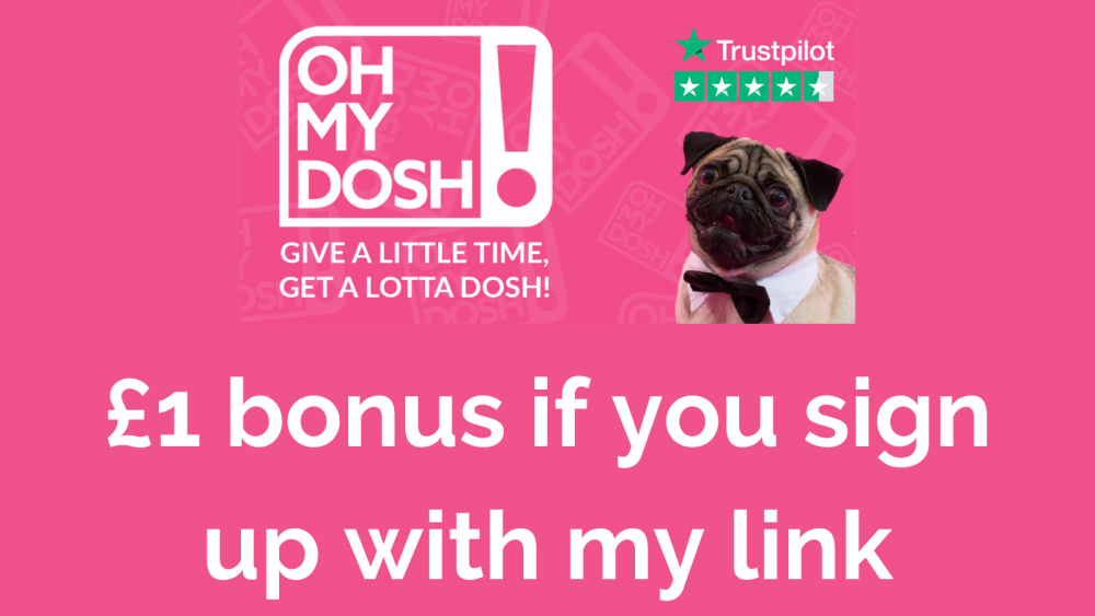ohmydosh offers