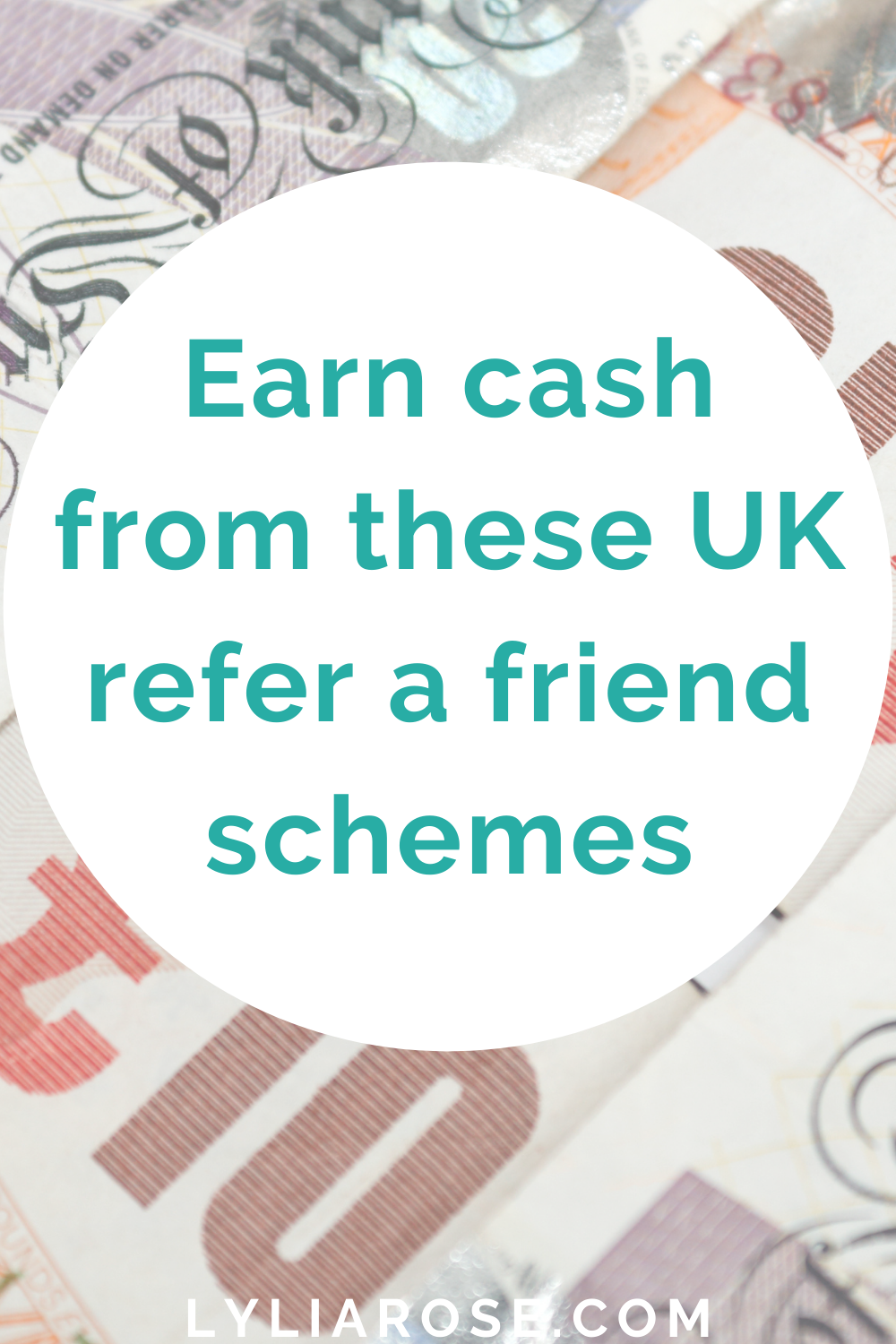 Earn cash from these UK refer a friend schemes