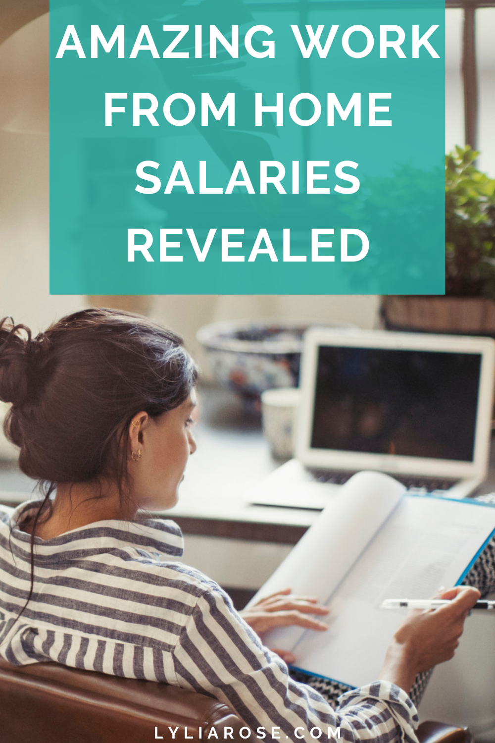 Amazing work from home salaries revealed