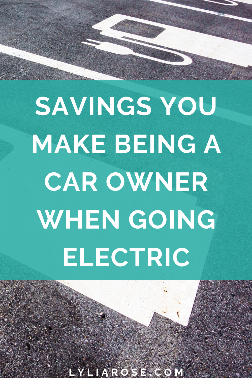 Savings you make being a car owner when going electric