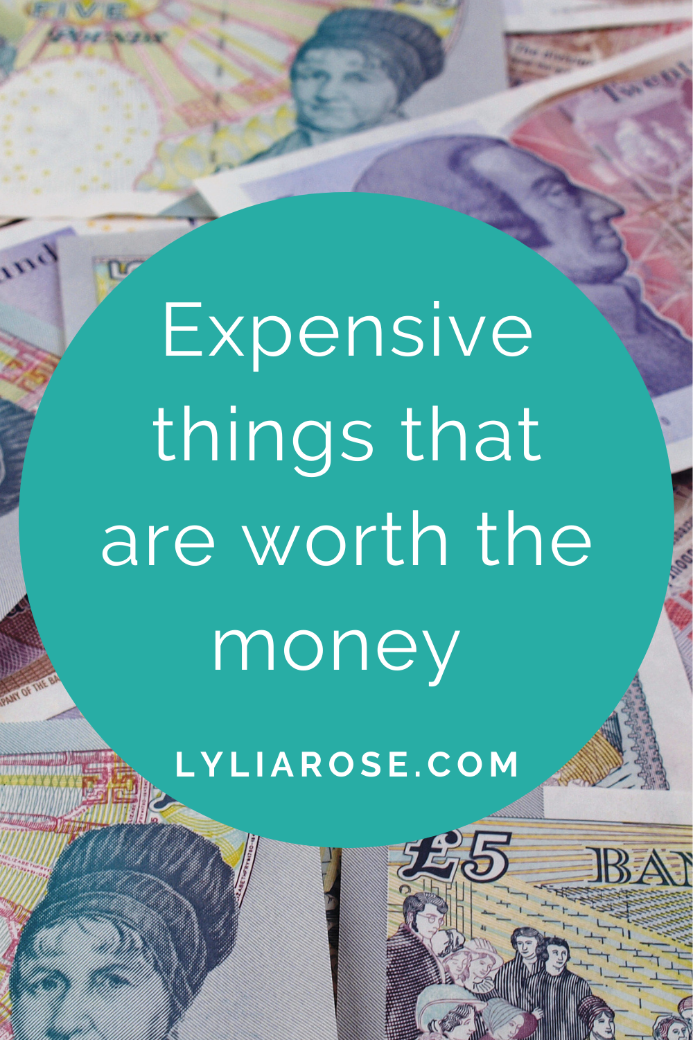 Expensive things that are worth the money