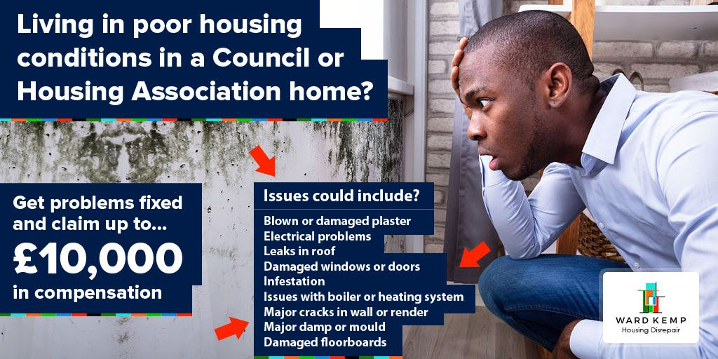 housing disrepair compensation